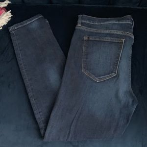 Banana Republic Skinny Ankle Jeans - Size 32